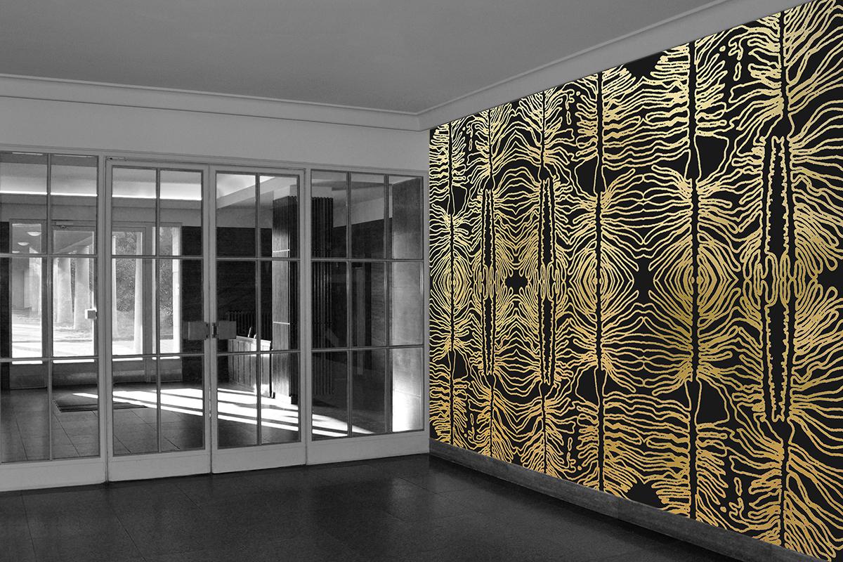 PatternPaint | Wandmalerei